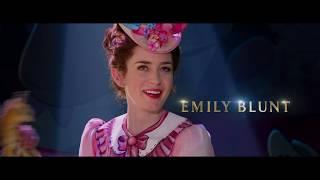 Il Ritorno di Mary Poppins - Trailer Italiano Ufficiale   HD