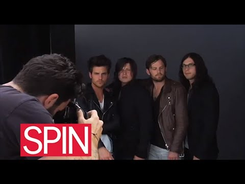 Kings of Leon Interview