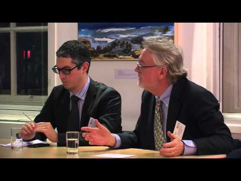 Professor William Schabas: International Criminal Justice Talk at Matrix Chambers