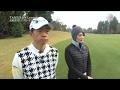【ゴルフレッスン】敏腕弁護士がシニアプロ田村尚之にアプローチを相談