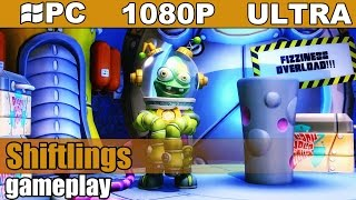 Shiftlings gameplay HD [PC - 1080p] - Platform Game
