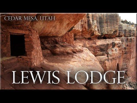 Lewis Lodge, Cedar Mesa, Utah. Bears Ears National Monument
