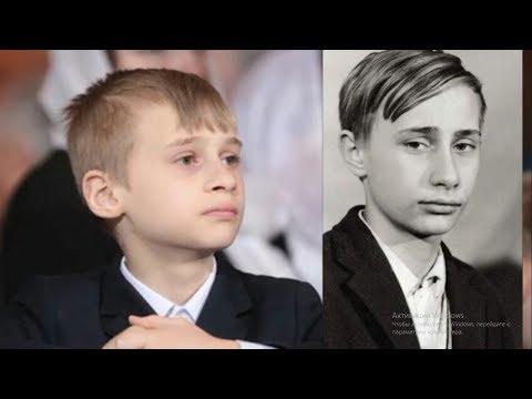 Путин признал СЫНА Кабаевой!!! - Это уже понятно!
