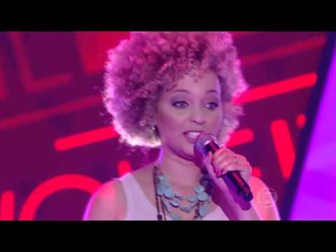 Júlia Rocha canta 'O Homem Falou' no 'The Voice Brasil'  - Audições | 4ª Temporada
