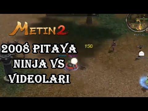 Metin2 (2008) Pitaya Ninja Vs Videoları