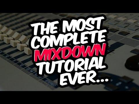The most complete mixdown tutorial ever! - Ableton Tutorial Tuesday Season 2