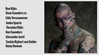 Pijnloos Tattoo Amsterdam Piercings Works