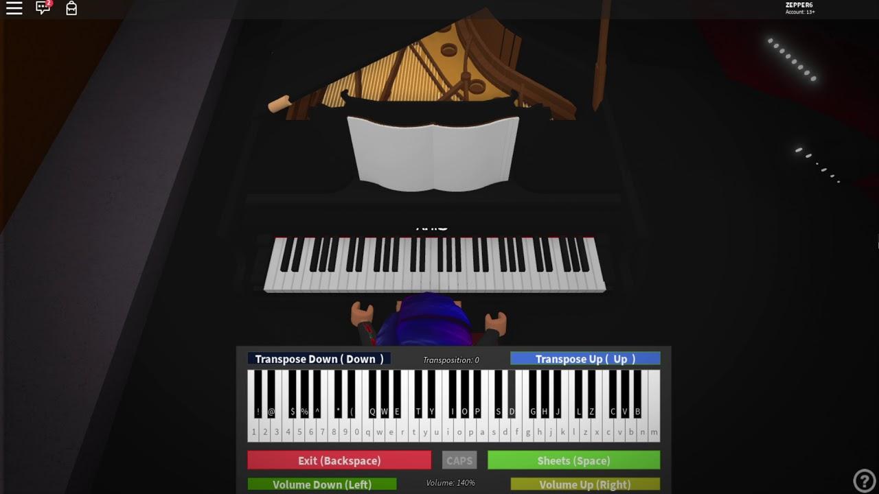 Melanie Martinez Gingerbread Man Roblox Piano Youtube