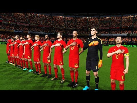 BELGIUM vs PANAMA | Group G | FIFA World Cup 18 June 2018 Gameplay