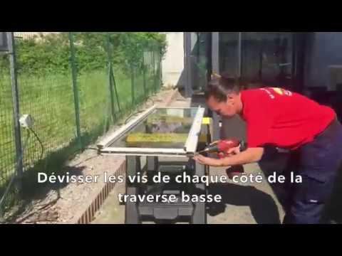 Changer Les Roulettes De Votre Baie Coulissante Www Mentor Alu Fr