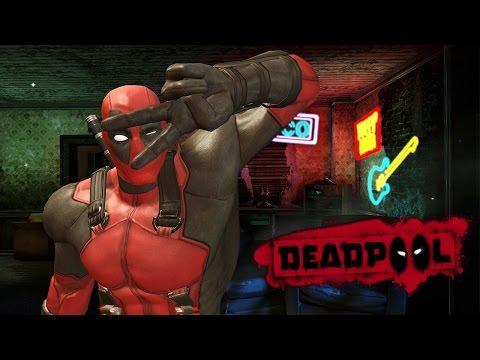 Deadpool русская озвучка (Live Stream) Часть 1