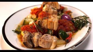 Свиные рёбрышки в кисло-сладком соусе | Мясо. От филе до фарша