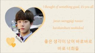 Astro- You And Me  Color Coded Lyrics~ Eng/rom/han
