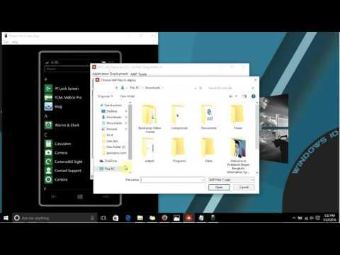 Cara install BBM yang sempat hilang dari Windows Store di Windows 10 Mobile