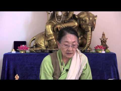 01 The Extraordinary Aspiration of Samantabhadra 08-01-14