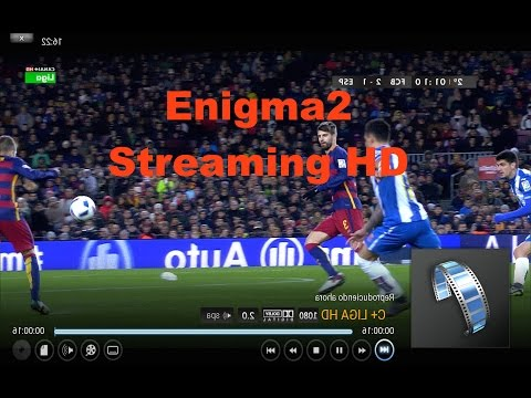 Vu+ Enigma2 Streaming To PC - Raspberry Pi - Android TV - VLC - Kodi - XBMC