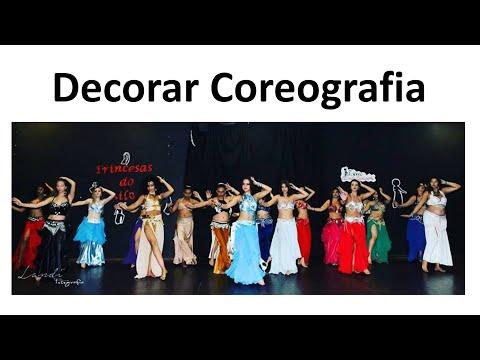 Três Formas Infalíveis Para Decorar Uma Coreografia - Patricia Cavalcante Dança do Ventre