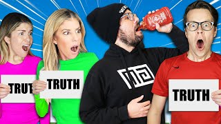 Download lagu Truth Or Drink Challenge with Game Master Network
