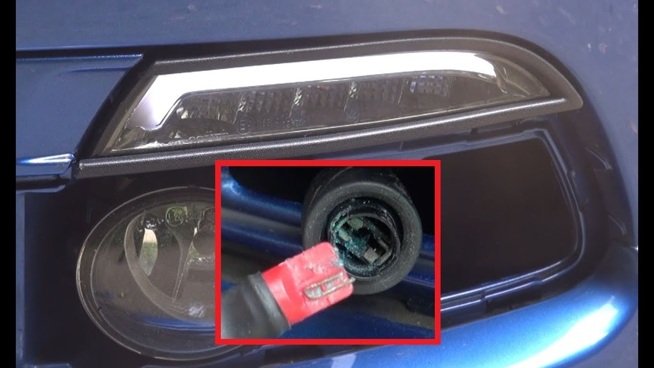 VW Scirocco R >> VW Scirocco III Probleme mit carDNA LED Frontblinker ...