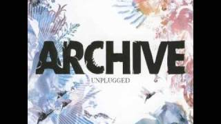 "Archive - Girlfriend in coma  ""Unplugged"""