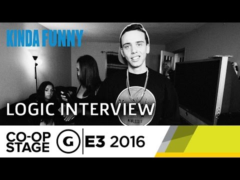Tim Gettys Interviews Logic - E3 2016 GS Co-op Stage - YouTube