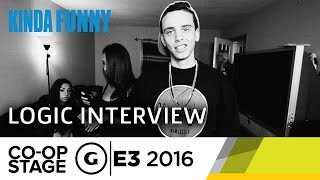 Tim Gettys Interviews Logic - E3 2016 GS Co-op Stage