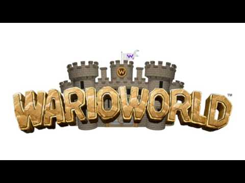 Pause Screen - Wario World