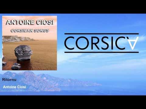 Antoine Ciosi - Ritornu