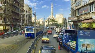 Citytour Alexandria,جوله حول مدينه الاسكندرية  Egypt 2017 Александрия