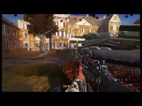 Wolfenstein New Order Gameplay High Settings Gtx 650 New Rig