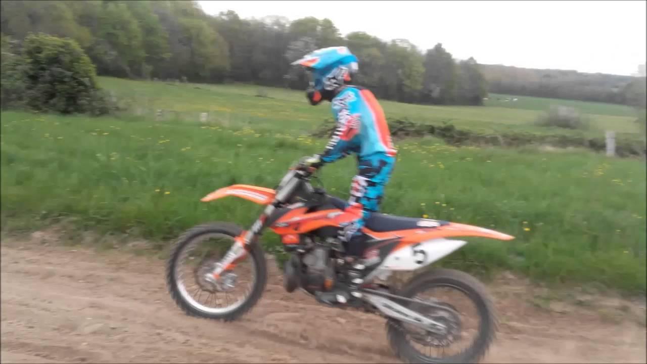motocross 13 ans
