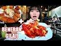 Beneran Gila! Makan Buldak + Nasi Gila Pedas Di Hawkers