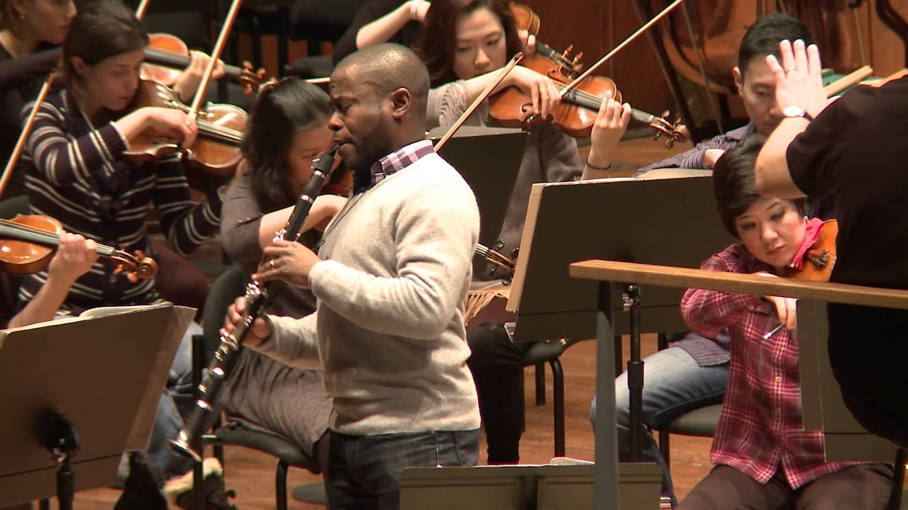 Anthony McGill: A Taste of Nielsen's Clarinet Concerto