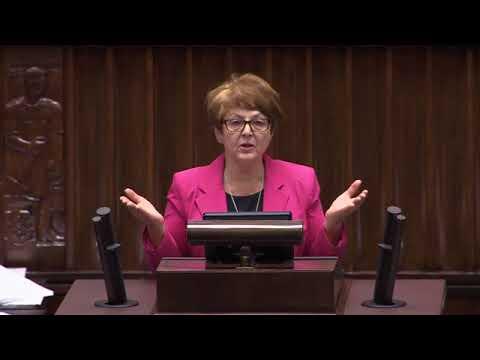 Maria Zuba – wystąpienie z 6 grudnia 2017 r.