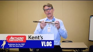 Kent's Vlog #4 - Outdoor Frost-Free Hose Faucets - February 11, 2019