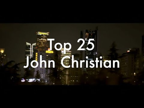 [Top 25] Best John Christian Tracks [2017]