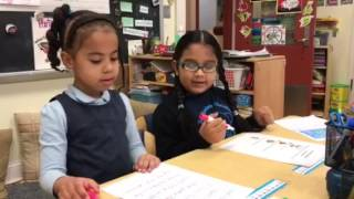 1st Grade Peer Assessment on Informational Writing at PS 65