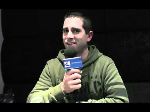 Giuseppe Ottaviani interview @ ASOT 550, Den Bosch 2012