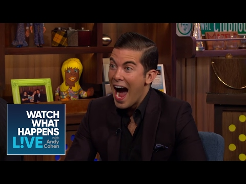 Luis D. Ortiz On Making Out With Golnesa