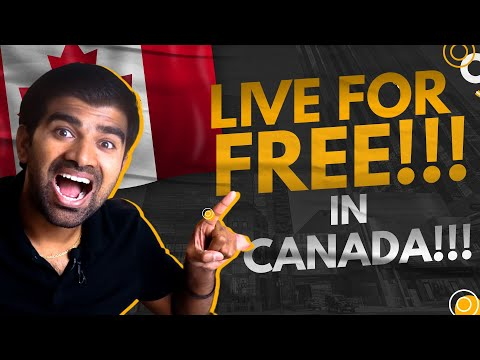 How New Immigrants Can Live For Free In Canada | Buy Real Estate | House Hack
