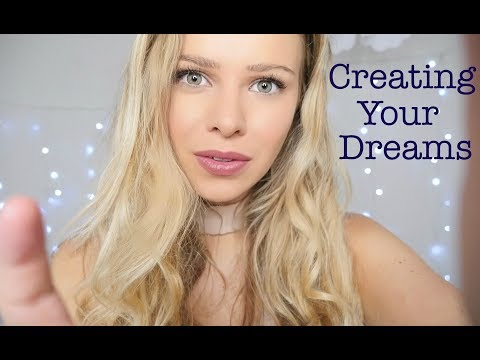 ASMR Creating Your Dreams (Rainy Forest, Scottish Highlands and Tropical Beach)