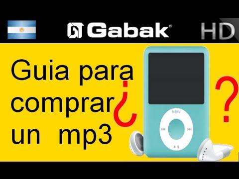 Guia Al Comprar Reproductor Mp3 Player 2/2 (reproductor De Musica) (Alternativo)