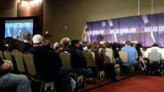 Karl Urban at Dallas SciFi Expo Part 2