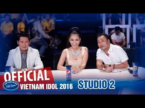 VIETNAM IDOL 2016 - STUDIO 2 - TOP 6 NỮ - FULL HD