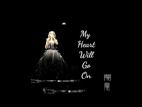 Celine Dion - My Heart Will Go On (High Notes Summer Tour 2017)