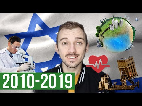 How Israel Changed The World This Decade (2010-2019)