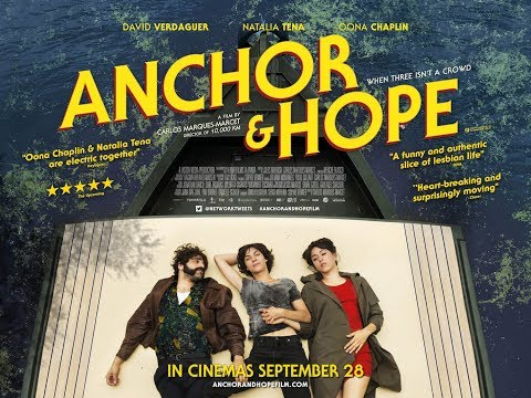 ANCHOR AND HOPE  UK  2018 LGBT