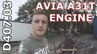 Avia A21T A31T engine D407.03