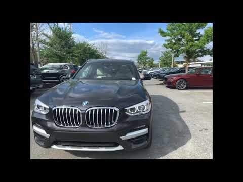 2020-bmw-x3-sdrive-30i-standard-features