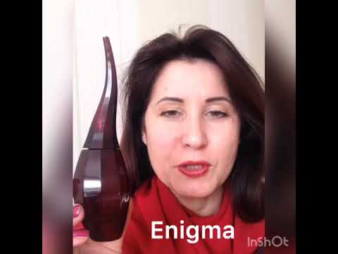 Enigma By Oriflame - женская парфюмированная вода